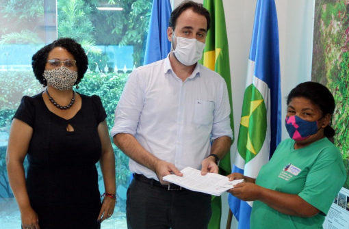 Água Boa implanta coleta seletiva e espera incentivar o leste para destinação adequada de resíduos