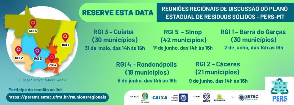 PERS apresenta propostas para destinação de resíduos em 141 municípios de MT