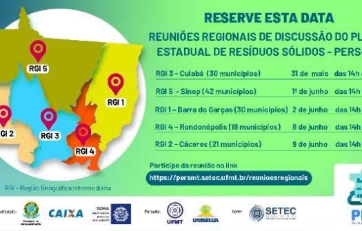 Reuniões regionais servirão para definir aprimoramento do PERS